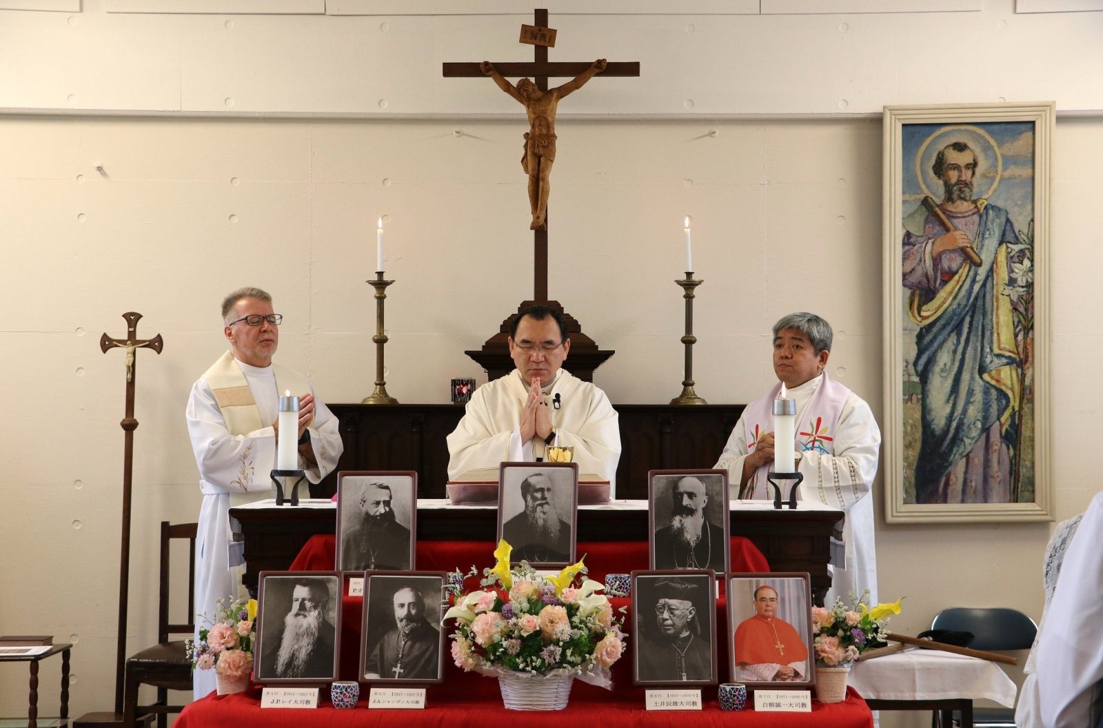 司教の日記: 2019年6月
